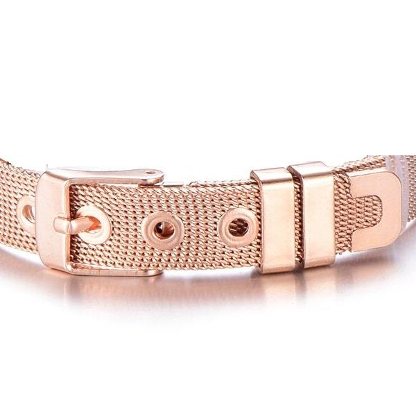 Beau bracelet ceinture roseBeau bracelet ceinture rose