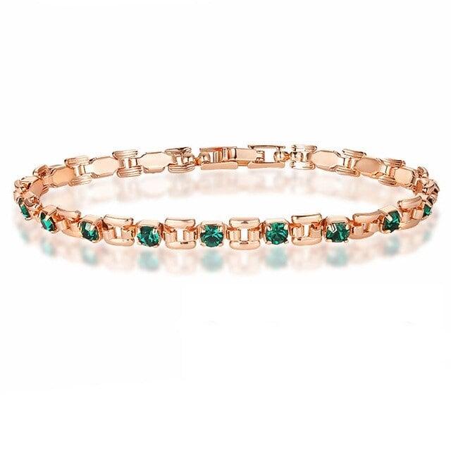 Bracelet rose gold pas cher