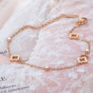Bracelet rose pas cher