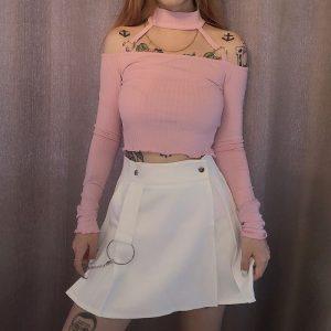 T shirt rose pale