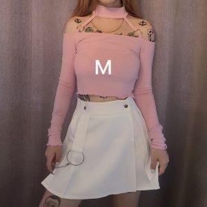 T shirt rose pale M