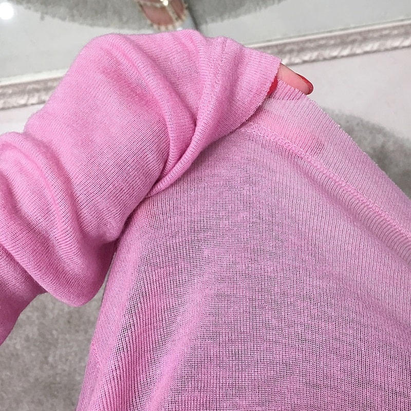 Tee shirt rose pale femme, féminin