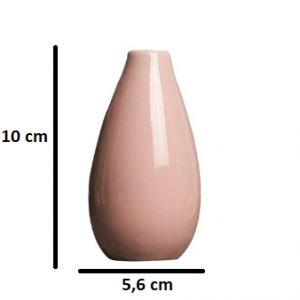 Petit vase rose 3