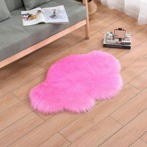 tapis-nuage-rose-fushia