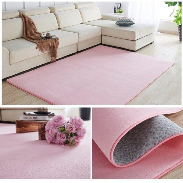tapis-rose-pale-en-detail